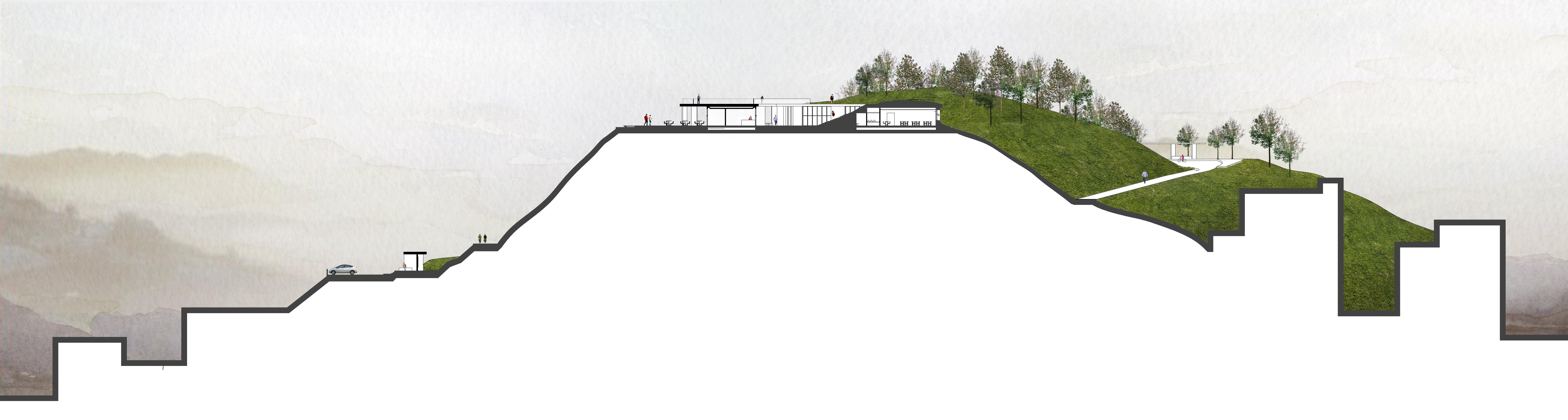 Anamur Cultural Center Section